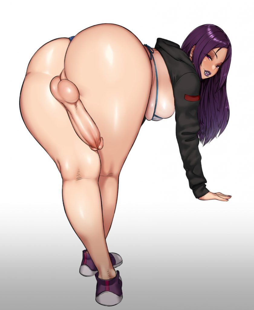 futanari big ass